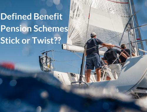 Defined Benefit Pension Schemes  Stick or Twist??