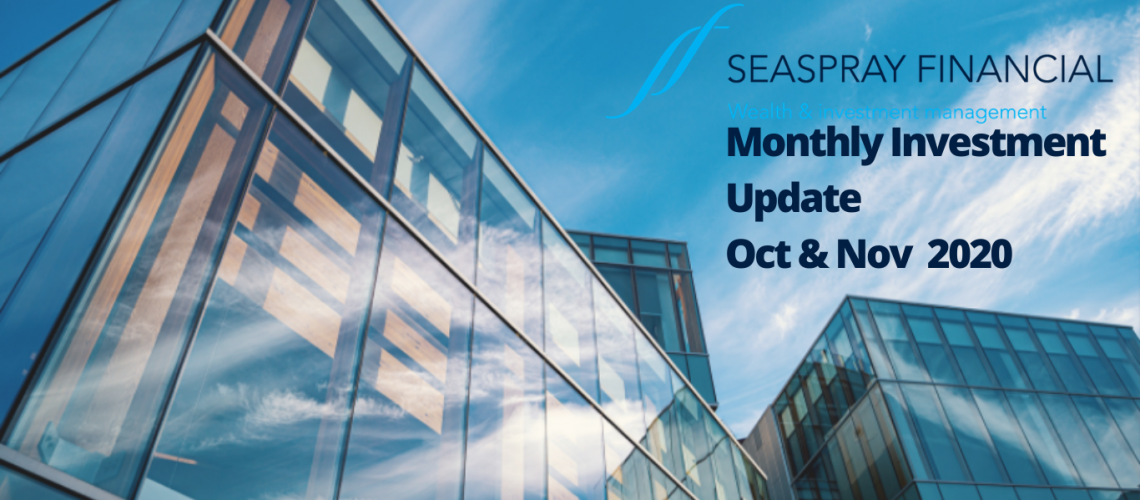 Monthly Investment Update Oct & Nov 2020
