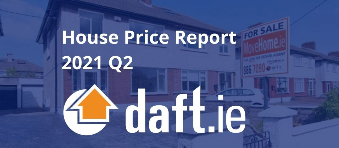 daft.ie house price report featured banner